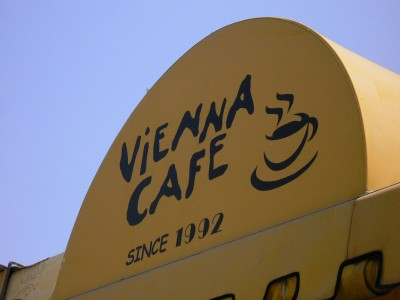 Vienna Cafe it is!!